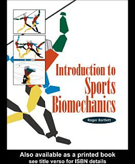 Introduction to Sports Biomechanics Book