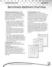 Benchmark Writing Assessment Level 4