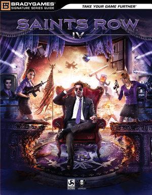 Saints Row IV Signature Series Strategy Guide PDF