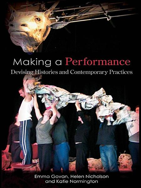Download Making a Performance Book