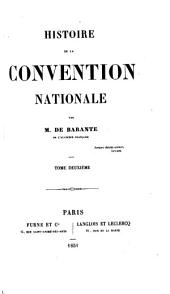 Histoire de la Convention nationale: Volume 2