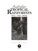 Australian Tropical Rainforests