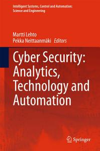 Cyber Security  Analytics  Technology and Automation