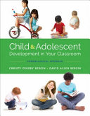 Child and Adolescent Development in Your Classroom   Mindtap Education  2 Term 6 Months Access Card PDF