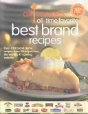 All Recipes All-time Favorite Best Brand Recipes