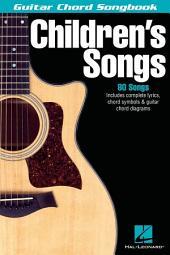 Children's Songs (Songbook)