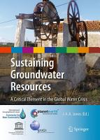 Sustaining Groundwater Resources PDF