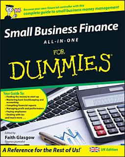 Small Business Finance All in One For Dummies Book