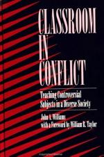 Classroom in Conflict