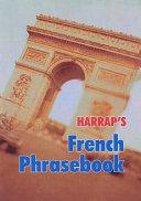 Harrap's French Phrasebook