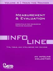 Train the Trainer Vol. 4: Measurement and Evaluation