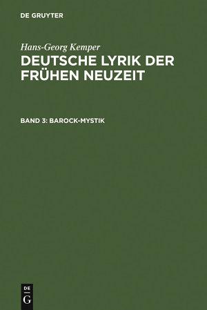 Barock Mystik PDF
