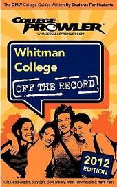 Whitman College 2012