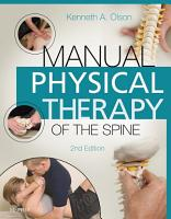 Manual Physical Therapy of the Spine   E Book PDF