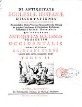 Codex veterum canonum ecclesiae hispanae....