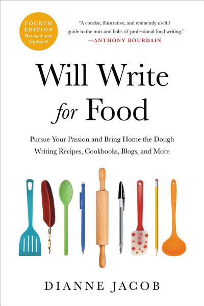 Download Will Write for Food Book