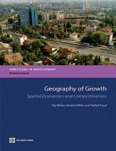 Geography of Growth: Spatial Economics and Competitiveness
