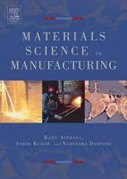 Materials Processing and Manufacturing Science PDF