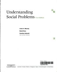 Understanding Social Problems PDF