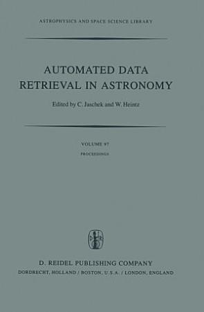 Automated Data Retrieval in Astronomy PDF