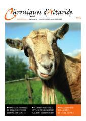 Chroniques d'Altaride n°026 Juillet 2014: Les Animaux