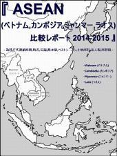 『 ASEAN (ベトナム,カンボジア,ミャンマー,ラオス) 比較レポート 2014-2015 』- 為替,平均所得,ビザ,渡航時間,時差,気温,降水量,ベストシーズン,土地所有,法人税,所得税 -: for 海外旅行,海外転勤,海外移住,ロングステイ,海外放浪