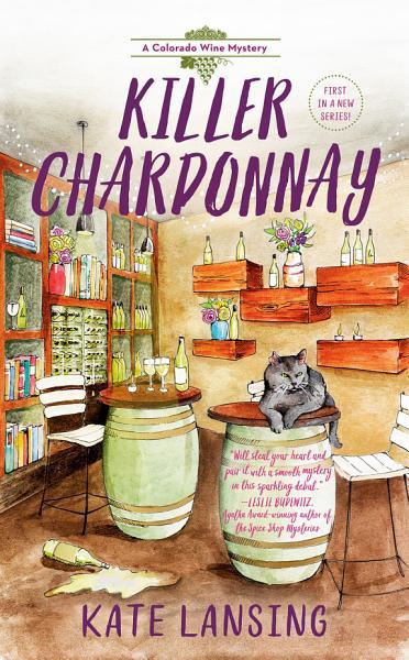 Download Killer Chardonnay Book