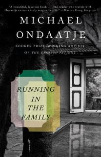 Running in the Family Book