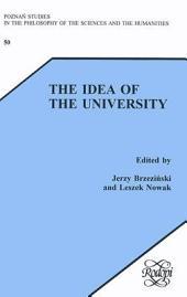 The Idea of the University