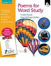 Poems for Word Study