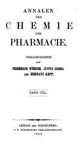 Annalen der Pharmacie: Volume 140