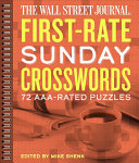 The Wall Street Journal First Rate Sunday Crosswords PDF