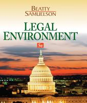 Legal Environment: Edition 5