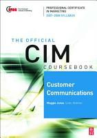 Customer Communications  2007 2008 PDF