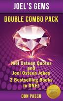 Joel Osteen Quotes and Joel Osteen Jokes - Double Combo Pack