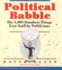 Political Babble PDF