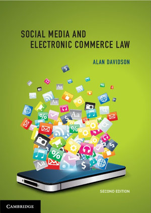 Social Media   Electronic Commerce Law