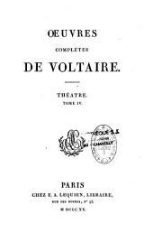 Oeuvres complètes de Voltaire: Volume31