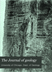 The Journal of Geology: Volume 10