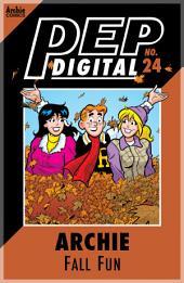 Pep Digital Vol. 024: Archie: Fall Fun