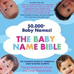 The Baby Name Bible PDF