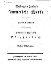 Washington Irving's sämmtliche Werke: Bände 1-3