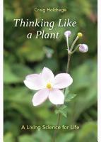 Thinking Like a Plant PDF