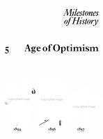 Age of Optimism PDF