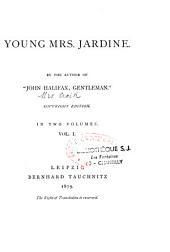 Young Mrs. Jardine: Volume 1
