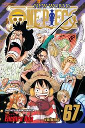 One Piece, Vol. 67: Cool Fight