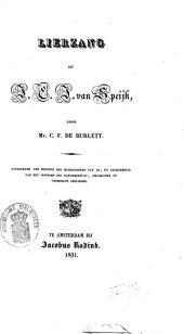 Lierzang op J. C. J. van Speyk