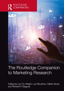 The Routledge Companion to Modern Marketing Research PDF