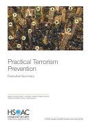 Practical Terrorism Prevention