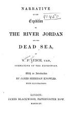 Narrative of the Expedition to the River Jordan and the Dead Sea PDF